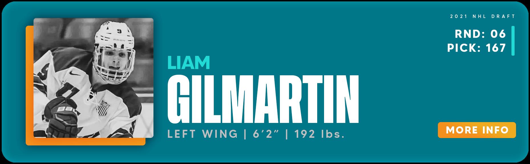 Liam Gilmartin