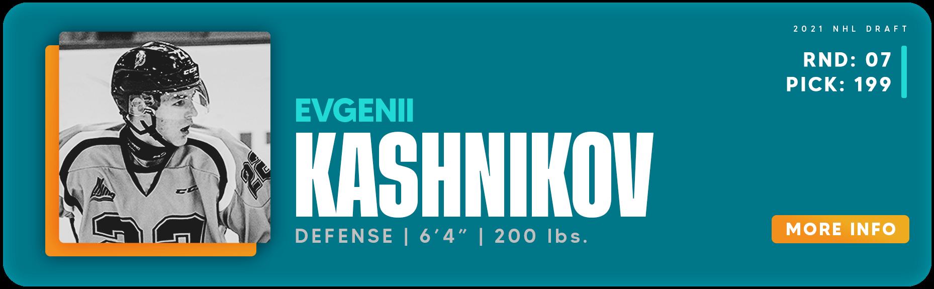 Evgenii Kashnikov