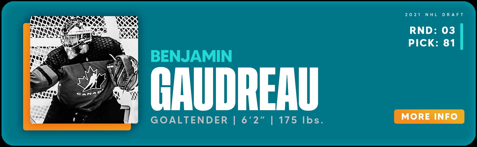 Benjamin Gaudreau