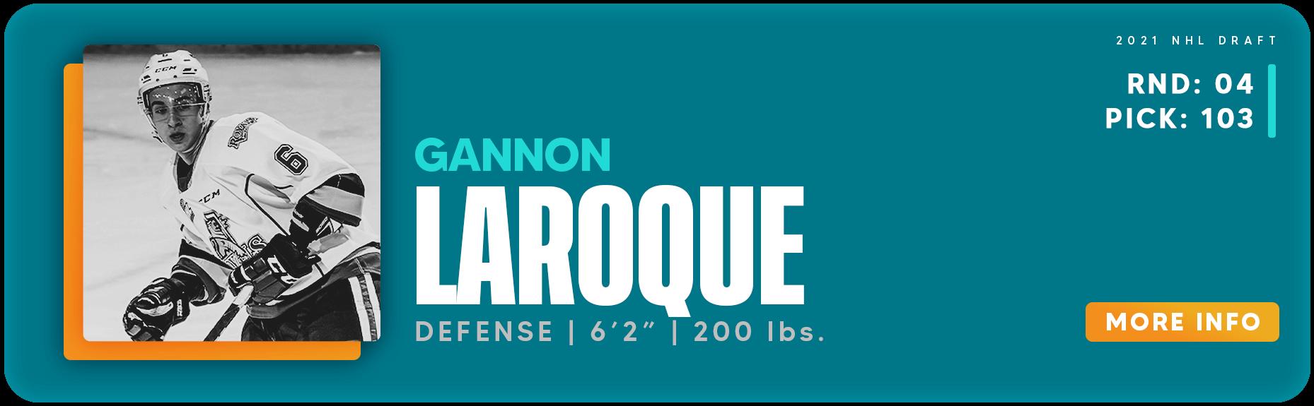 Gannon Laroque